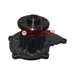 WATER PUMP ASSY PART NUMBER 16110-78156-71 TOYOTA SPAREPART FORKLIFT LAMPUNG